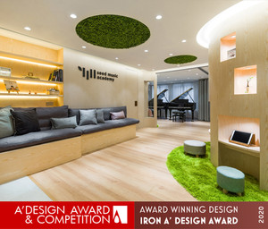 2020 A' Design Award & Competition - Award Winner
