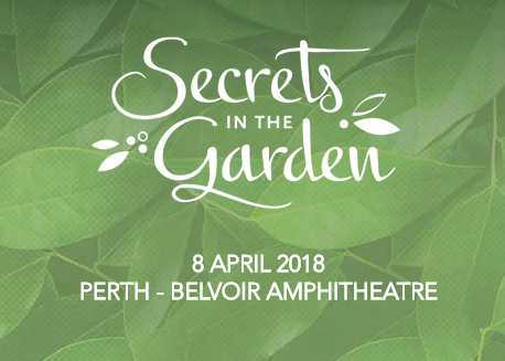 8th April 2018 - Secrets in the Garden, Belvoir Amphitheatre