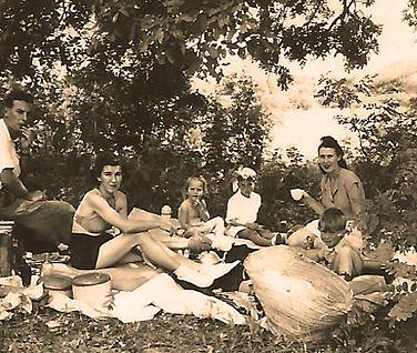 Tanganyika Childhood - Dodoma picnic in the 1950s