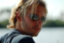 David in Selous in 2006