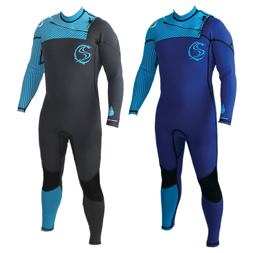 Charger Steamer 6/4 Wetsuit w/Hood