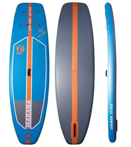 Simmer Inflatable SUP