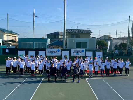 2021IMG Academy Discovery Open Tennis日本国内予選報告