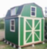 おしゃれでかわいい小屋はグリーンベルの製品です。
