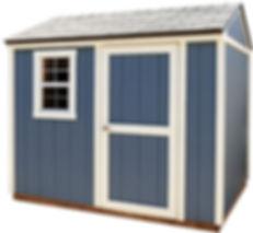 物置小屋のランカスターです