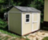 ランカスター物置小屋です。