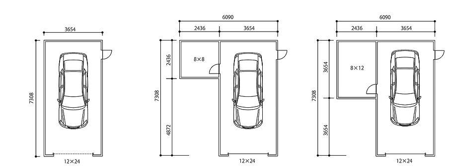 ピットガレージ12図面5