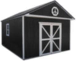 おしゃれ物置小屋のスペリオールドアタイプです。