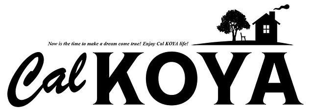 Cal KOYAのロゴマーク