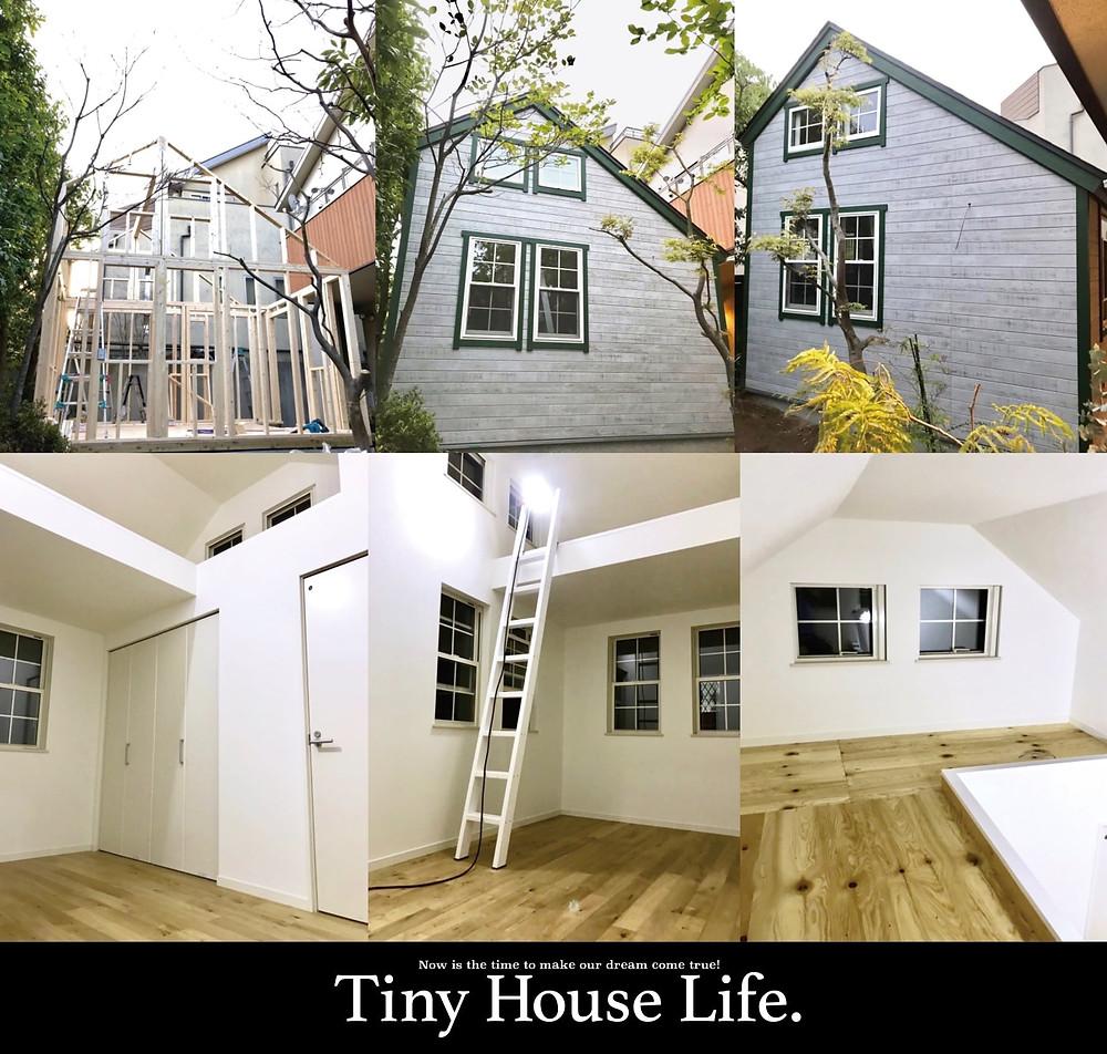 グリーンベルでは物置・小屋・ガレージにとどまらず住める家も自由設計により施工でき、秘密基地や隠れ家などガレージ以外にも自分の趣味な空間として利用できるものなのです。