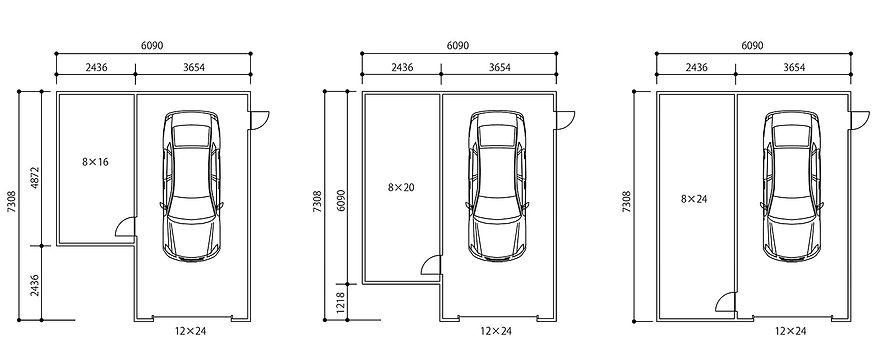 ピットガレージ12図面6