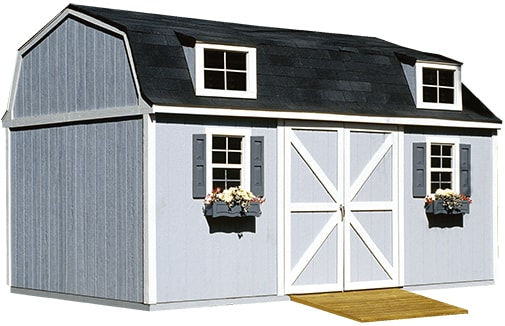 おしゃれな物置小屋のバークレーです。