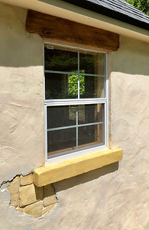イロドリプロジェクト造形小屋の窓です。