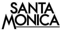 サンタモニカロゴマーク