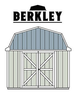 バークレーは大型物置です。