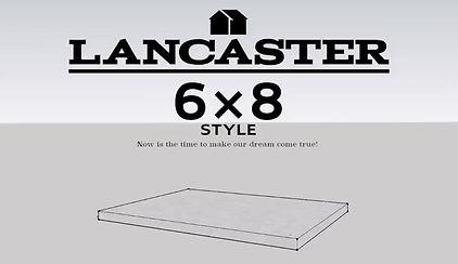 ランカスターの組み立て方の紹介です