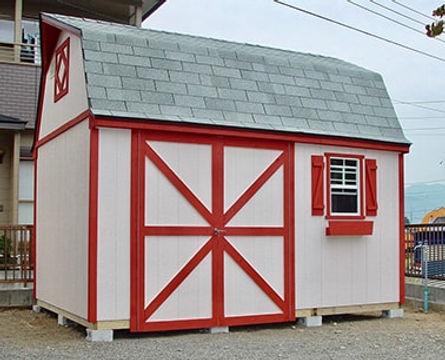 木製物置の小屋キットはDIYで作りましょう。
