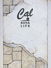 Cal小屋のモルタル造形です。