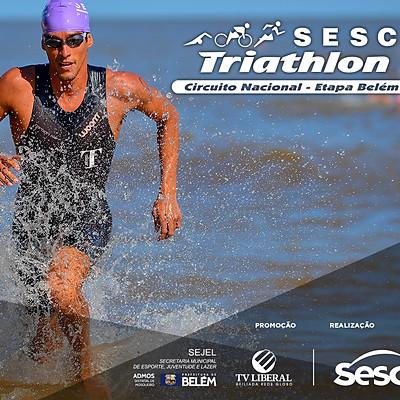Sesc Triathlon Circuito Nacional Etapa Belém
