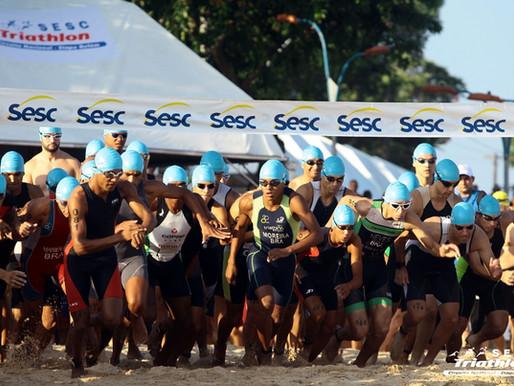 Sesc Triathlon reunirá atletas de todo o Brasil em Mosqueiro
