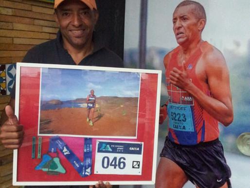 "Maratonista Paraense sem Patrocínio ""...longe se vai..."" Apoiem o Poeta da Amazônia!"