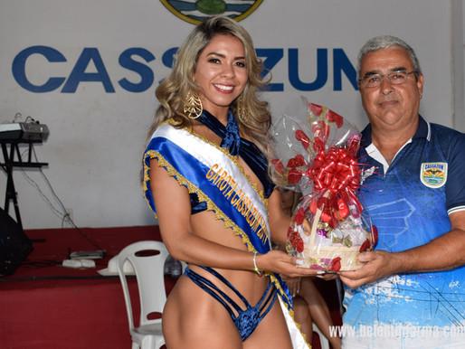 Garota Cassazum 2017