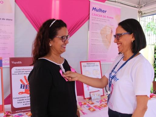 Sesc realiza programações em homenagem ao Dia Internacional da Mulher