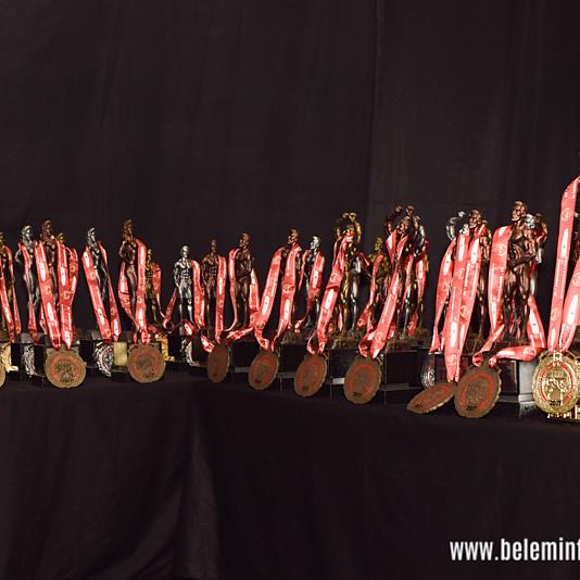 25º Campeonato de Fisioculturismo e Fitness IFBB Pará