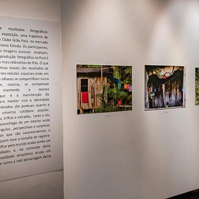 Abertura da Exposição Foto Clube Grão Pa