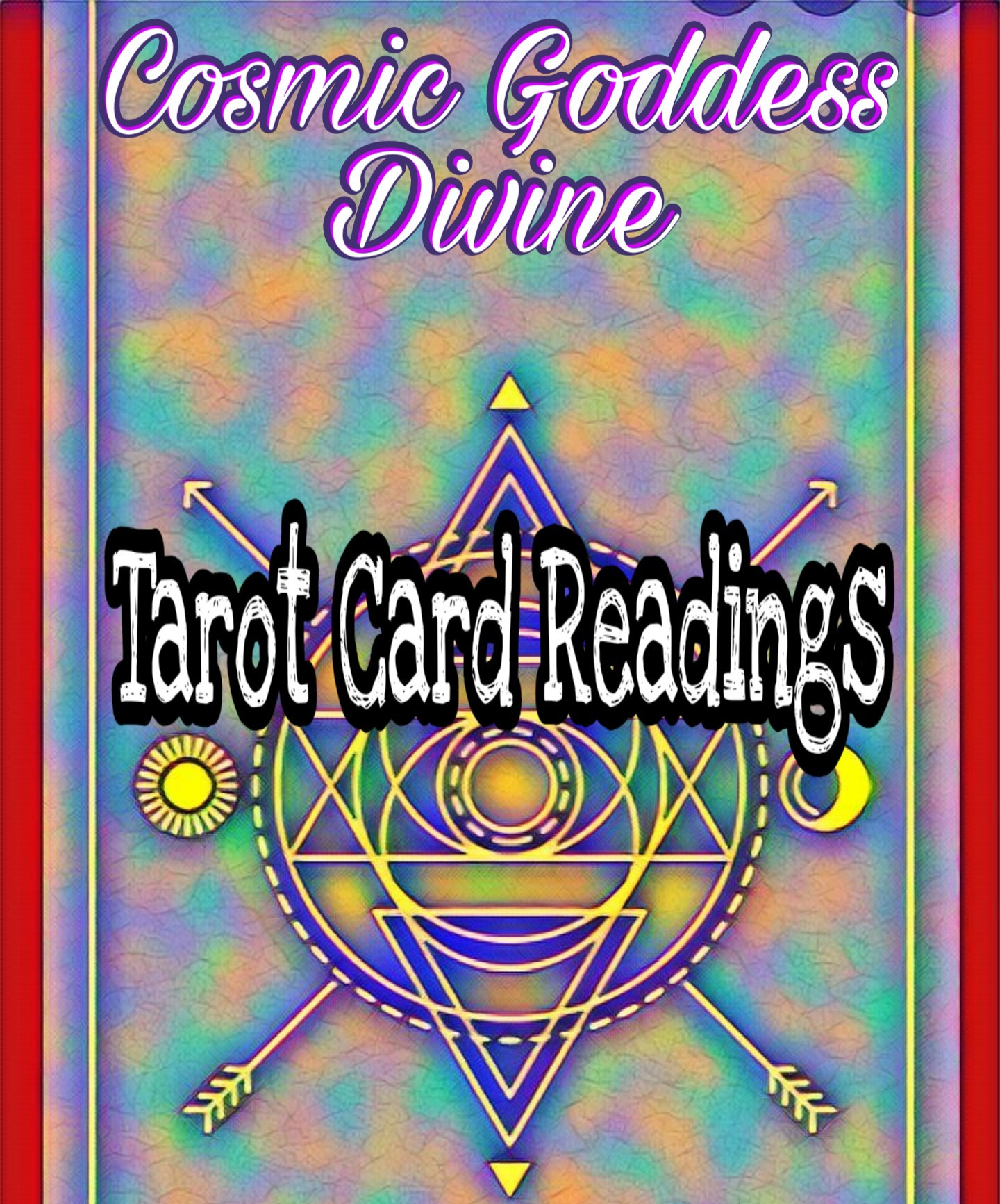 Cosmic Goddess Tarot Reading