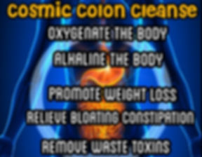 Cosmic Colon Cleanse