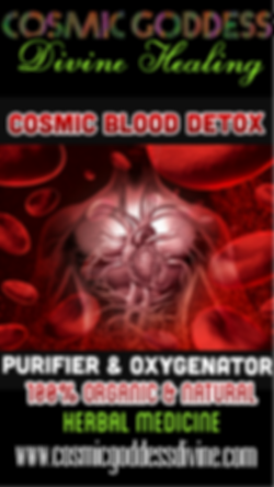 Cosmic Blood Detox