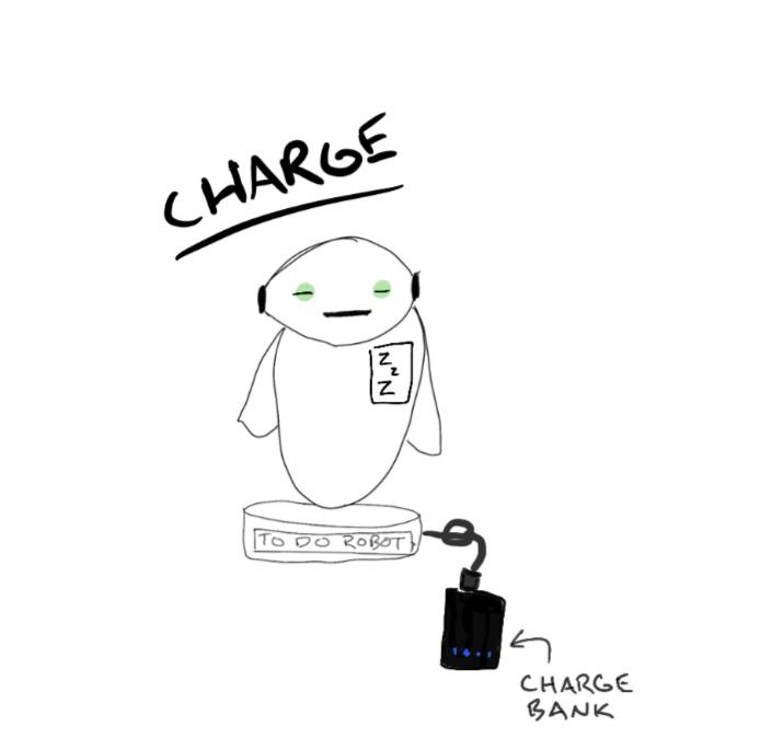 B.B. Charging