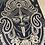 Thumbnail: Kali on Bhutanese paper - misprint