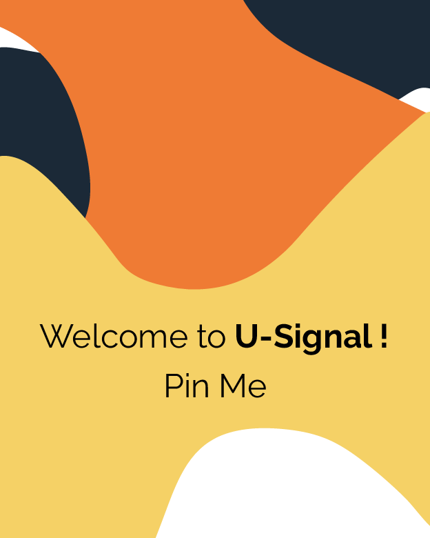 U-Signal Smartwatch Splash Screen