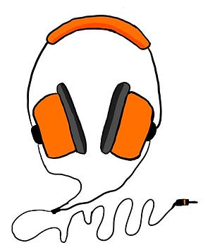 Concept - Wire Headphones