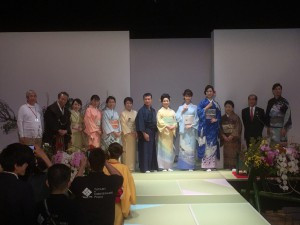 着物サローネ in 日本橋にてチーム「j-culture 2020」として日本文化を発信!