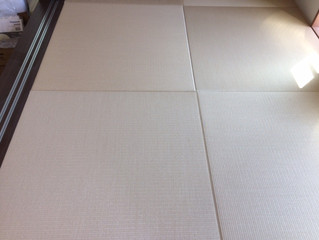 リフォームで新たに畳コーナーを作りました
