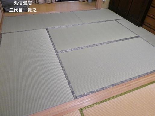 畳表替え、襖、障子貼替施工