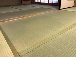 表替え / 熊本産綿々畳表