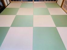 新畳 / ダイケン清流カラー 銀白色、白茶色