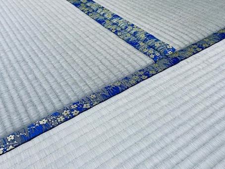 売れ筋の畳四畳半納品完了