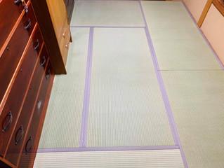 新畳 / 熊本産畳表「涼風」(経糸:麻綿、一番草)