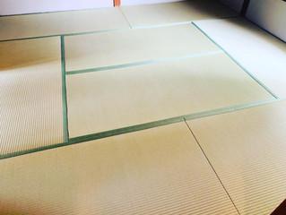 表替え / 熊本産畳表「涼風」(経糸:麻綿、二番草)