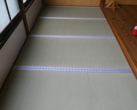 新畳 / 紋縁 熊本県産畳表