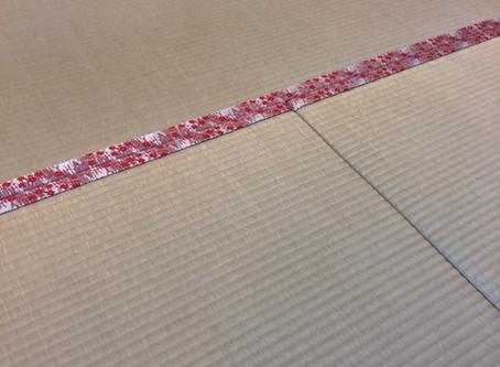 熊本八代産ブランド畳表で納品完了
