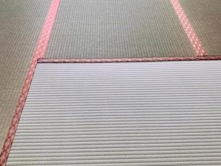 新畳 / 熊本産畳表「ひのはるか」(経糸:綿々、三番草)