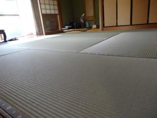 表替え / 熊本県産男前表・ひのみどり 麻綿表使用