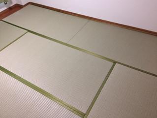 新畳 樹脂表