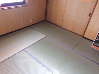 表替え / 熊本男前表